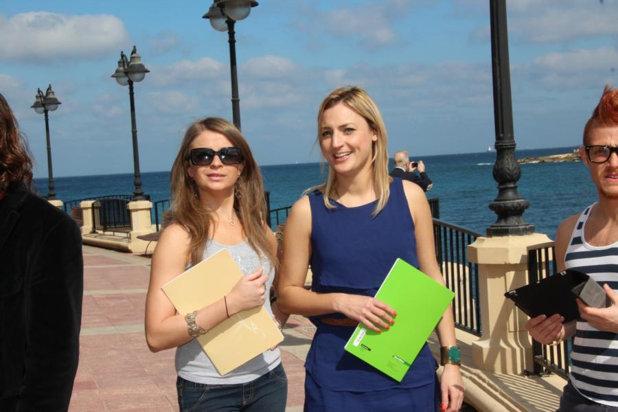 Malta English Students