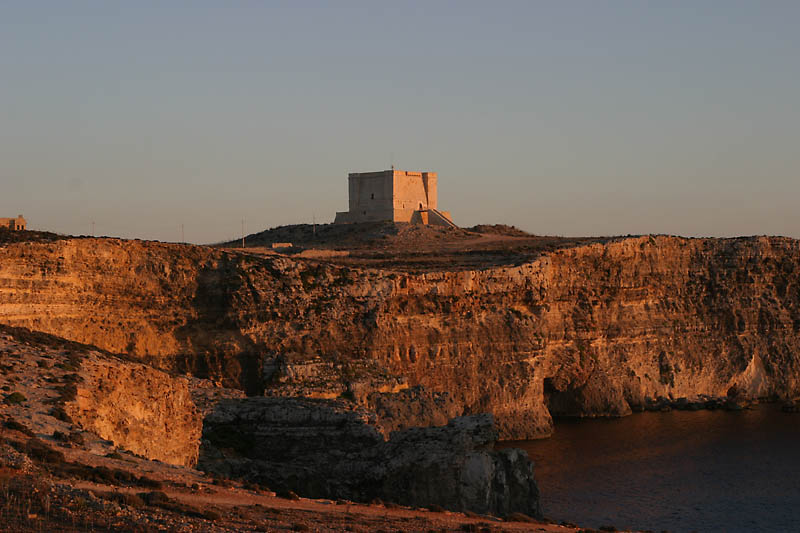 St Mary's Tower Comino