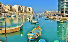St Julian's - Spinola Bay